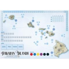 Age of Steam Expansion - Hawaii Islands