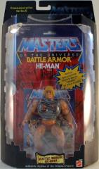 Commemorative Series II - He-Man w/Battle Armor
