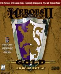 Heroes of Might & Magic II - Gold Edition