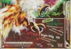 Ho-Oh Legend (Bottom) (Ultra R) #112 (Holo)