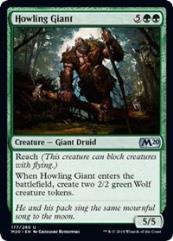 Howling Giant (U)