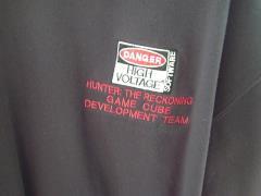 Hunter - The Reckoning Sweatshirt - Game Cube Development Team