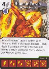 Human Torch - Johnny Storm