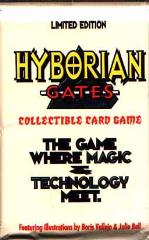 Hyborian Gates CCG Collection - 3000+ Cards w/Starters