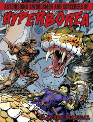 Astonishing Swordsmen and Sorcerers of Hyperborea - Player's Manual