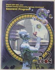 I-Con 2017 Souvenir Program
