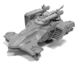 Hammerhead Conversion Kit - Twin Linked Plasma Cannon Turret