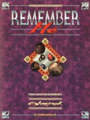 Horror Encyclopedia - Remember Me