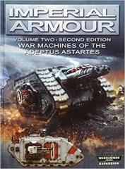 Imperial Armour #2 (2nd Edition) - War Machines of the Adeptus Astartes