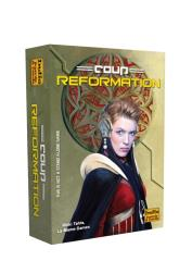 Coup - Reformation (2nd Edition)