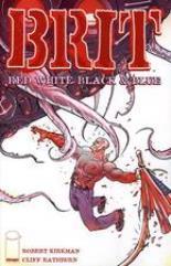 Brit #3 - Red White Black & Blue
