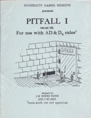 Pitfall I - The Tomb of Trent