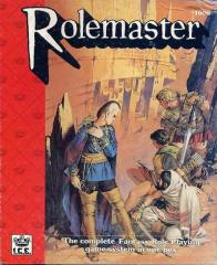 Rolemaster (2nd Edition, 2nd Printing)