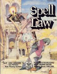 Spell Law (2nd Edition, 1st Printing)