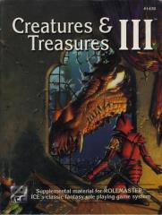 Creatures & Treasures III