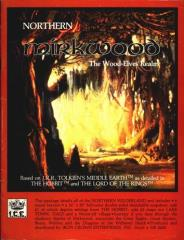 Northern Mirkwood the Wood-Elves Realm (2nd Printing, Orange Cover)