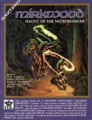 Southern Mirkwood - Haunt of the Necromancer