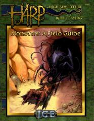 Monsters - A Field Guide