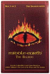Balrog, The - The Shadow-Deeps Starter Deck