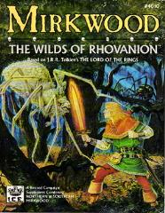 Mirkwood - The Wilds of Rhovanion