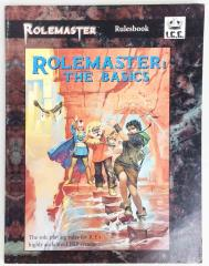 Rolemaster - The Basics, Rulebook Only!
