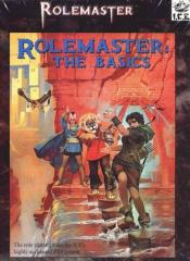 Rolemaster - The Basics