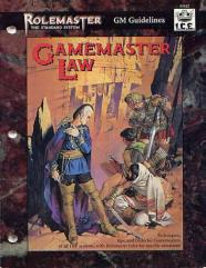 Gamemaster Law