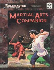 Martial Arts Companion