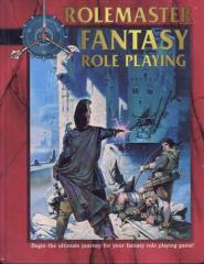 Rolemaster Fantasy Role Playing (4th Edition, Reformatted)