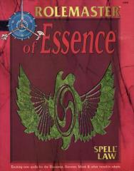 Spell Law...of Essence