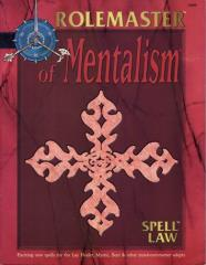 Spell Law...of Mentalism