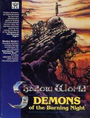 Demons of the Burning Night