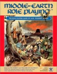 Middle-Earth Role Playing Rulebook (1st Edition, 2nd Printing)