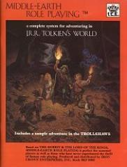 Middle-Earth Role Playing Rulebook (1st Edition, 1st Printing)