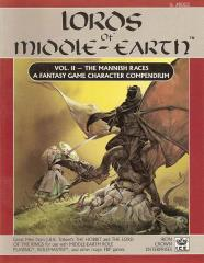 Lords of Middle-Earth #2 - The Mannish Races