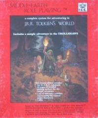 Middle-Earth Role Playing (1st Edition, 1st Printing)