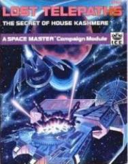 Lost Telepaths - The Secret of House Kashmere