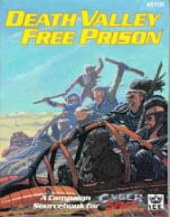 Cyberventure Mission File #1 - Death Valley Free Prison