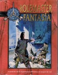 Rolemaster Fantasia (Rolemaster Fantasy, 4th Edition, Spanish Edition)