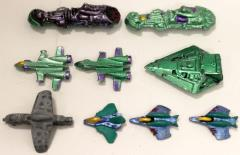Silent Death Ships Collection #3