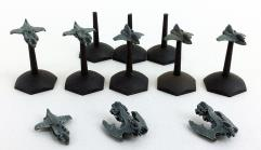 Silent Death Ships Collection #5