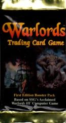 Warlords Booster Pack