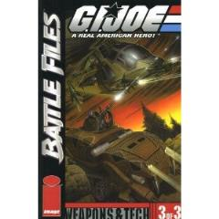 G.I. Joe - Battle Files Vol. 3, Weapons & Tech