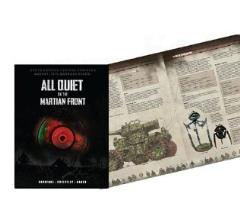 All Quiet on the Martian Front (2nd Printing)