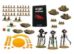 All Quiet on the Martian Front Starter Game (2nd Printing)