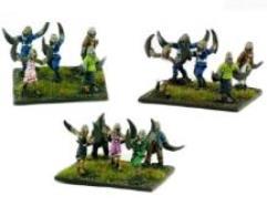 Lobototon Squad Slicers (2nd Printing)
