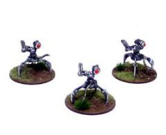 Shock Drones (2nd Printing)