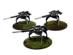 Sniper Drones (2nd Printing)