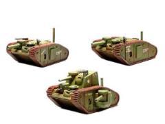 Steam Tanks (2nd Printing)