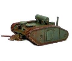 Clamper Tank (2nd Printing)